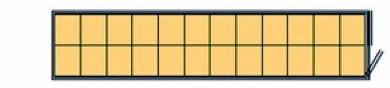 40Lık Palet Genişliğinde Konteyner 24 Standart Palet