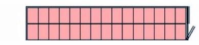 40Lık Palet Genişliğinde Konteyner 30 Euro Palet