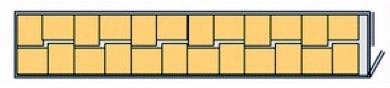 45Lik Konteyner 24 Standart Palet