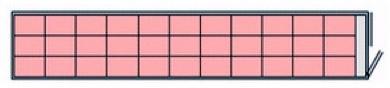 45Lik Palet Genişliğinde Konteyner 33 Euro Palet